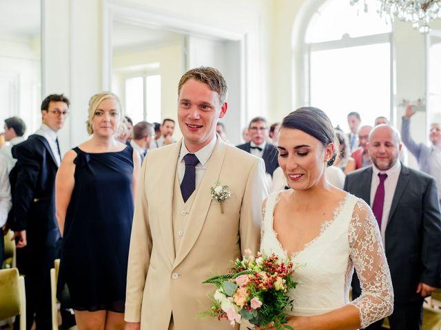 Le mariage de Anthony et Pauline à Bordeaux, Gironde 51