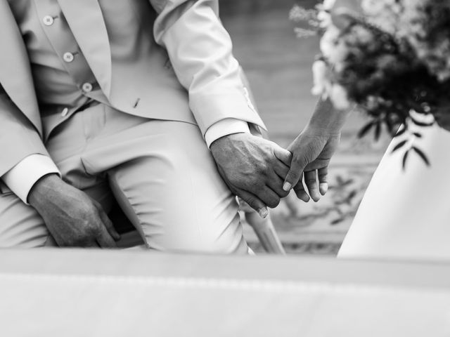 Le mariage de Anthony et Pauline à Bordeaux, Gironde 56