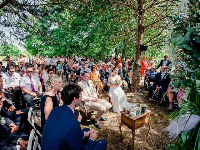 Le mariage de Anthony et Pauline à Bordeaux, Gironde 71
