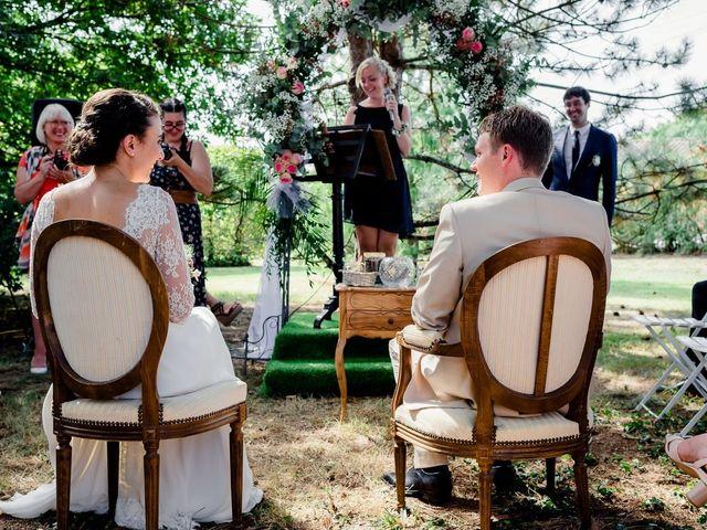 Le mariage de Anthony et Pauline à Bordeaux, Gironde 73