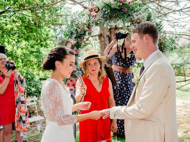 Le mariage de Anthony et Pauline à Bordeaux, Gironde 85