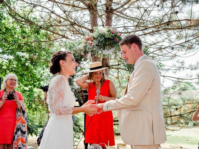 Le mariage de Anthony et Pauline à Bordeaux, Gironde 87