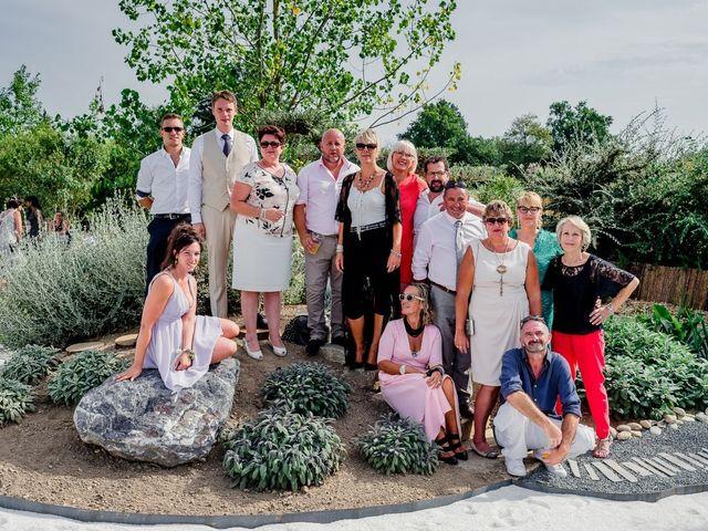 Le mariage de Anthony et Pauline à Bordeaux, Gironde 94