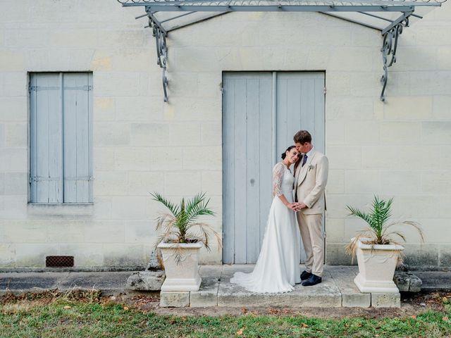 Le mariage de Anthony et Pauline à Bordeaux, Gironde 120