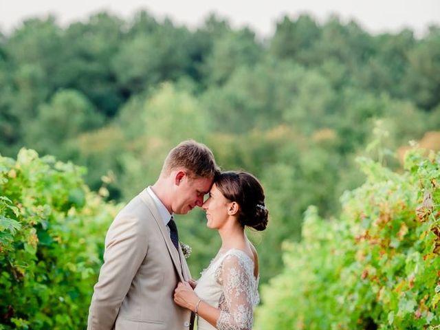 Le mariage de Anthony et Pauline à Bordeaux, Gironde 121