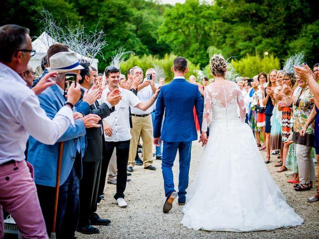 Le mariage de Romain et Fanny à Buxerolles, Vienne 38