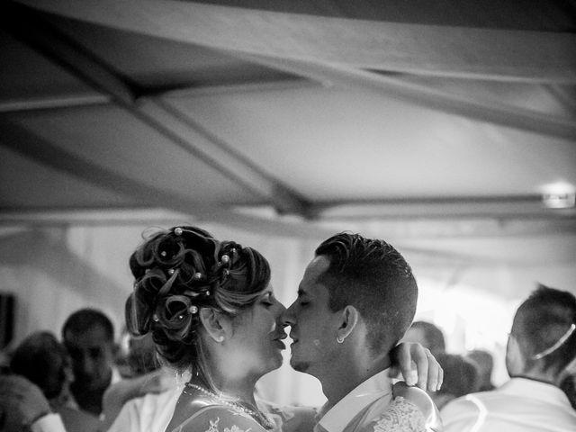 Le mariage de Romain et Fanny à Buxerolles, Vienne 46