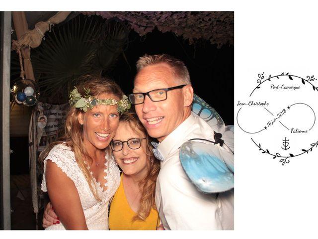 Le mariage de Jean-Christophe et Fabienne à Le Grau-du-Roi, Gard 3