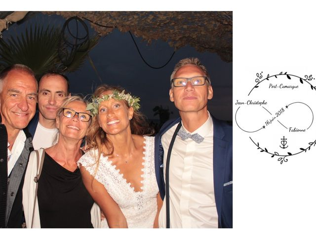Le mariage de Jean-Christophe et Fabienne à Le Grau-du-Roi, Gard 4