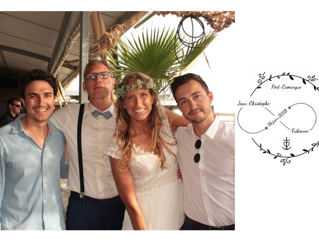 Le mariage de Jean-Christophe et Fabienne à Le Grau-du-Roi, Gard 6