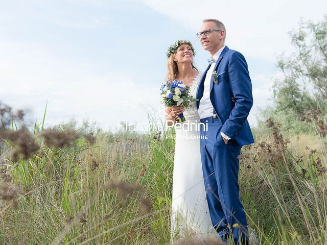 Le mariage de Jean-Christophe et Fabienne à Le Grau-du-Roi, Gard 10