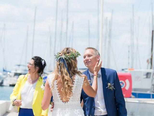 Le mariage de Jean-Christophe et Fabienne à Le Grau-du-Roi, Gard 11
