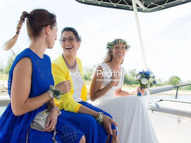 Le mariage de Jean-Christophe et Fabienne à Le Grau-du-Roi, Gard 14