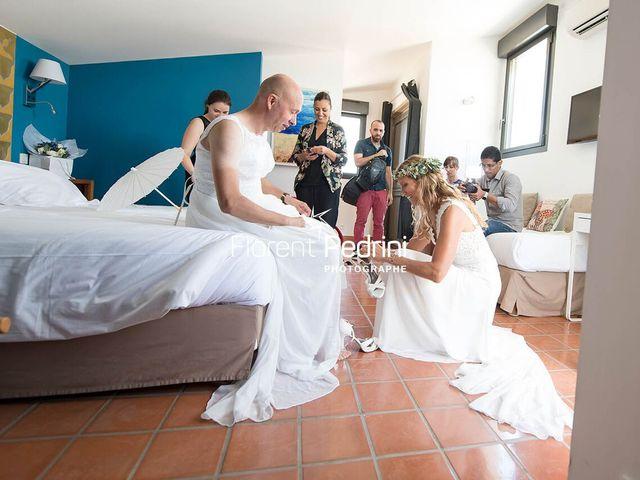 Le mariage de Jean-Christophe et Fabienne à Le Grau-du-Roi, Gard 16