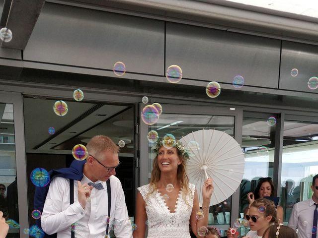 Le mariage de Jean-Christophe et Fabienne à Le Grau-du-Roi, Gard 22