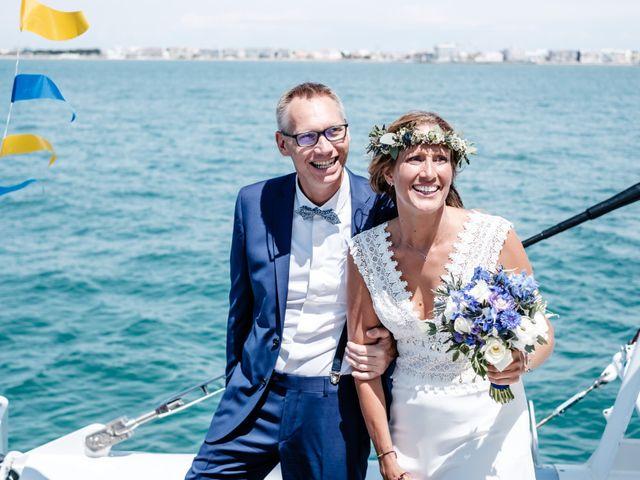 Le mariage de Jean-Christophe et Fabienne à Le Grau-du-Roi, Gard 1