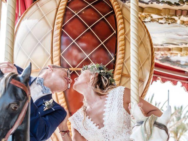 Le mariage de Jean-Christophe et Fabienne à Le Grau-du-Roi, Gard 28