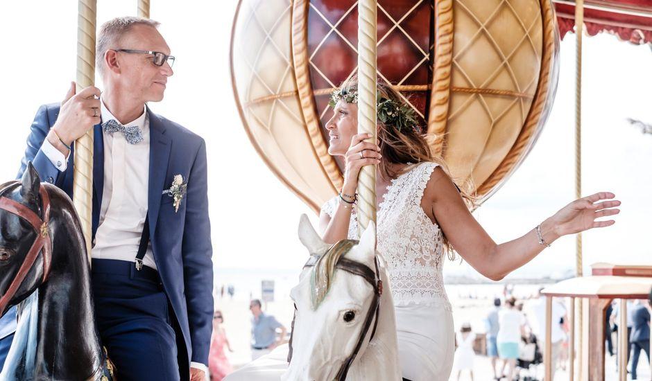 Le mariage de Jean-Christophe et Fabienne à Le Grau-du-Roi, Gard