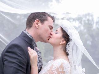 Le mariage de Ines et Damien