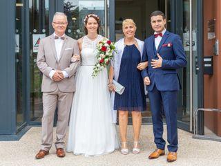 Le mariage de Margaux et Fayçal 1