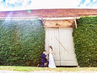 Le mariage de Margaux et Fayçal