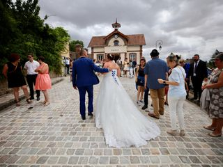 Le mariage de Cécile et Régis 2