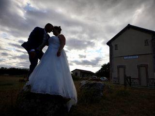 Le mariage de Cécile et Régis