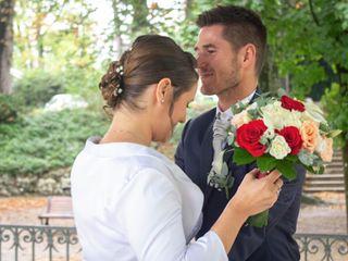 Le mariage de Maëlle et Florent