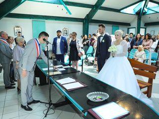 Le mariage de Axel et Fiorella 2