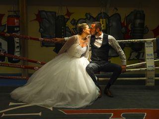 Le mariage de Axel et Fiorella