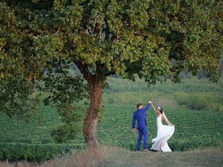 Le mariage de Justine et Martin