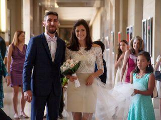 Le mariage de Madeline et Nicolas 1