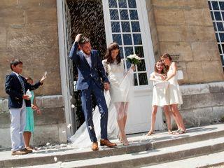 Le mariage de Madeline et Nicolas