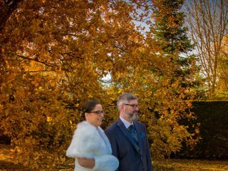 Le mariage de Sylvaine et Luc 1