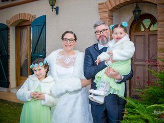 Le mariage de Sylvaine et Luc