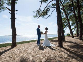 Le mariage de Milène et Benoît