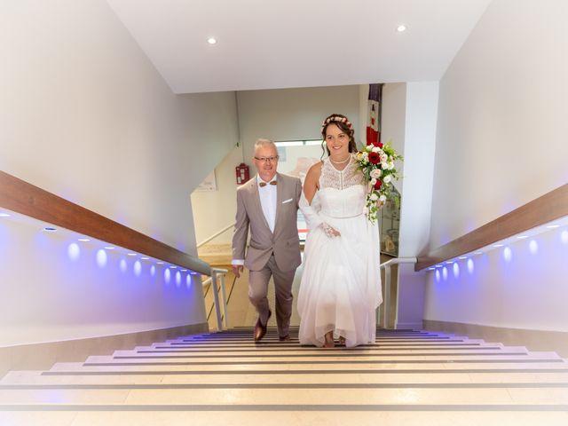 Le mariage de Fayçal et Margaux à Saint-Cyr-l'École, Yvelines 4