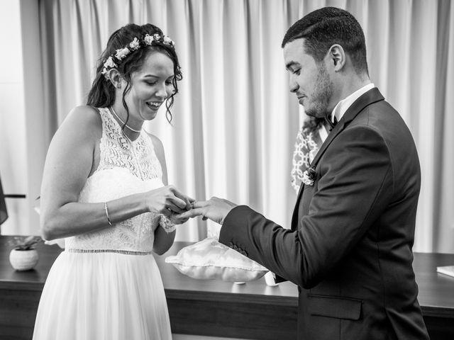 Le mariage de Fayçal et Margaux à Saint-Cyr-l'École, Yvelines 16