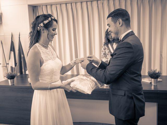 Le mariage de Fayçal et Margaux à Saint-Cyr-l'École, Yvelines 19