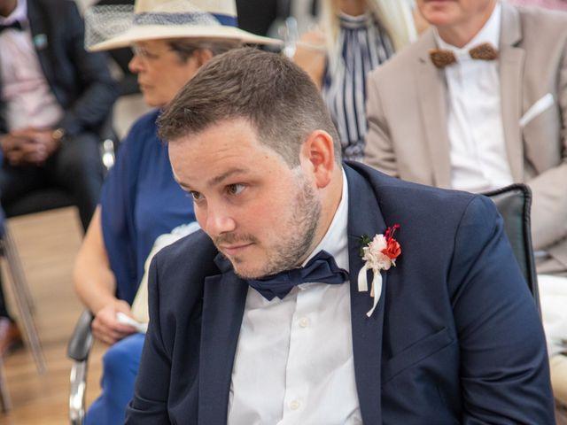 Le mariage de Fayçal et Margaux à Saint-Cyr-l'École, Yvelines 22
