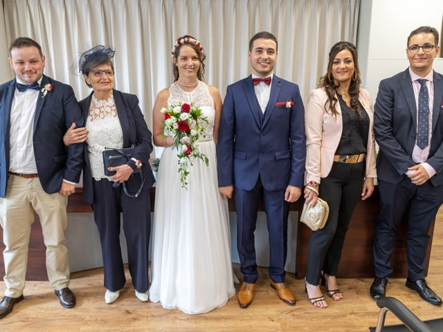 Le mariage de Fayçal et Margaux à Saint-Cyr-l'École, Yvelines 28