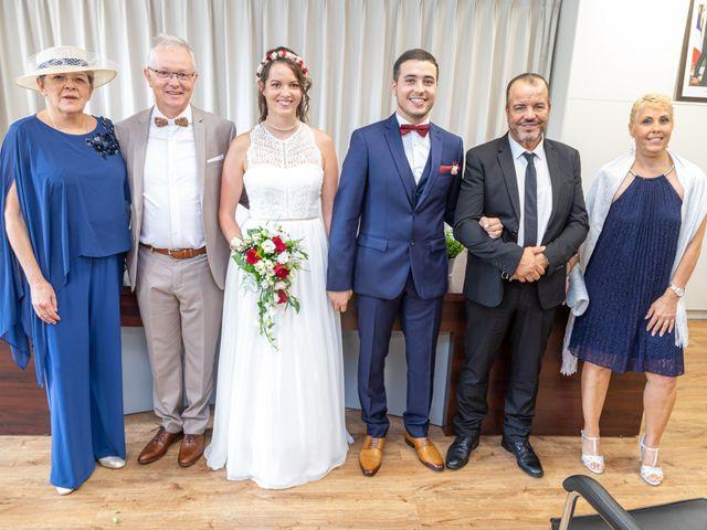Le mariage de Fayçal et Margaux à Saint-Cyr-l'École, Yvelines 29