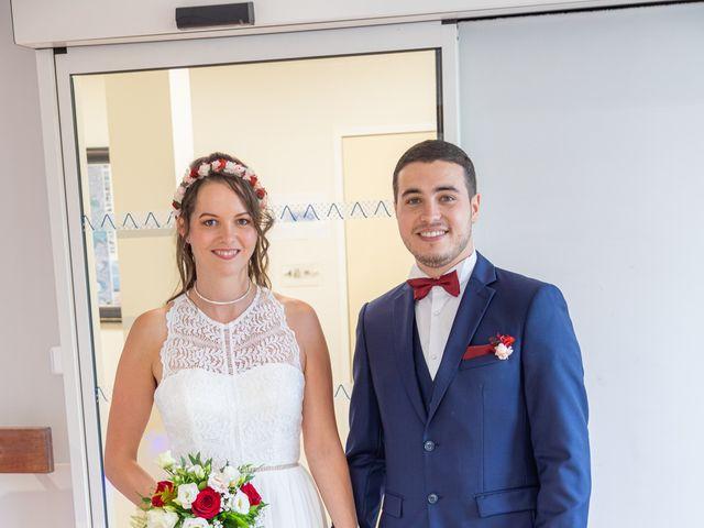 Le mariage de Fayçal et Margaux à Saint-Cyr-l'École, Yvelines 30