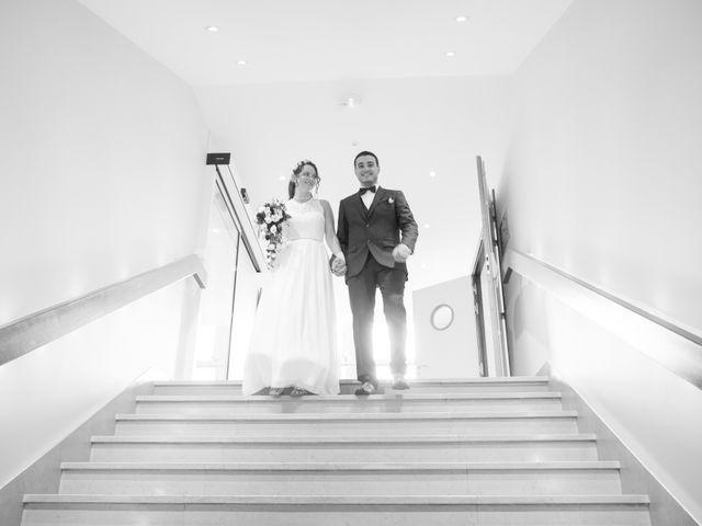 Le mariage de Fayçal et Margaux à Saint-Cyr-l'École, Yvelines 31