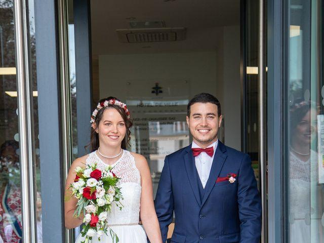 Le mariage de Fayçal et Margaux à Saint-Cyr-l'École, Yvelines 32
