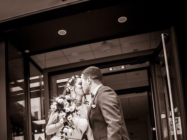 Le mariage de Fayçal et Margaux à Saint-Cyr-l'École, Yvelines 33