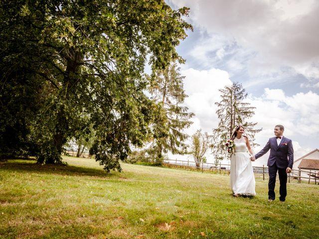Le mariage de Fayçal et Margaux à Saint-Cyr-l'École, Yvelines 37
