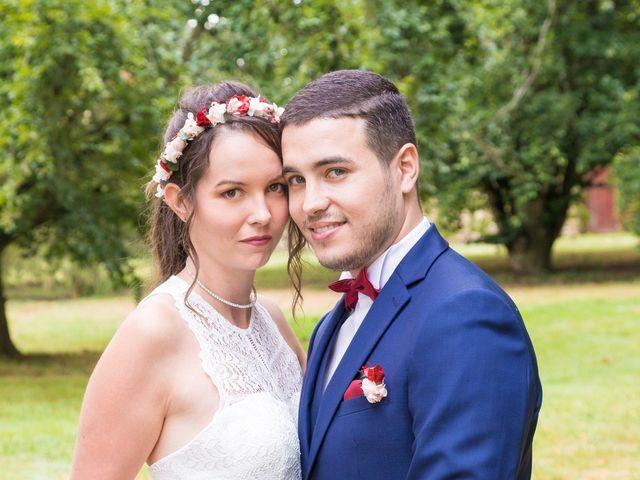 Le mariage de Fayçal et Margaux à Saint-Cyr-l'École, Yvelines 39