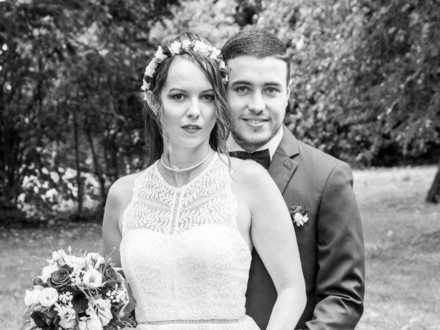 Le mariage de Fayçal et Margaux à Saint-Cyr-l'École, Yvelines 41