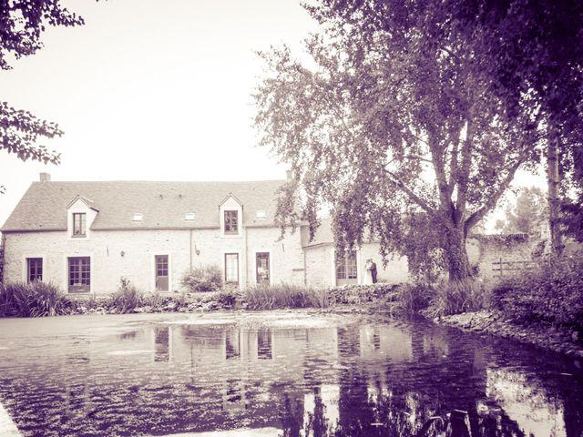 Le mariage de Fayçal et Margaux à Saint-Cyr-l'École, Yvelines 44